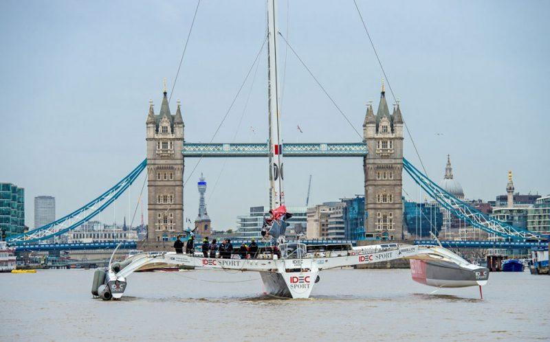IDEC Sport at Tower Bridge