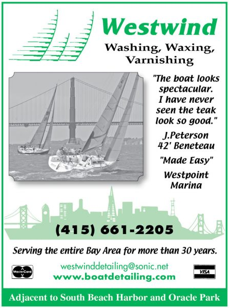 Westwind Boat Detailing