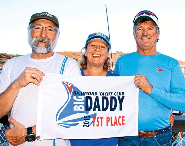 Richmond Yacht Club's Big Daddy 2015