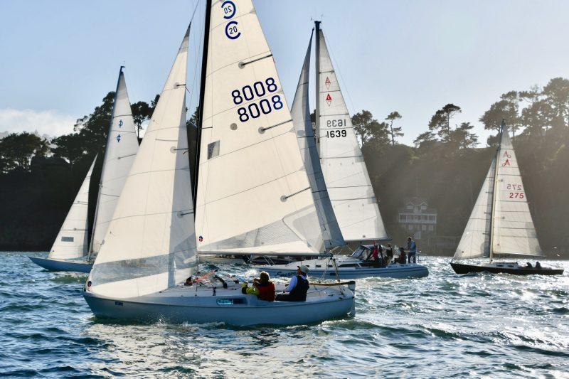 Racing the Bay