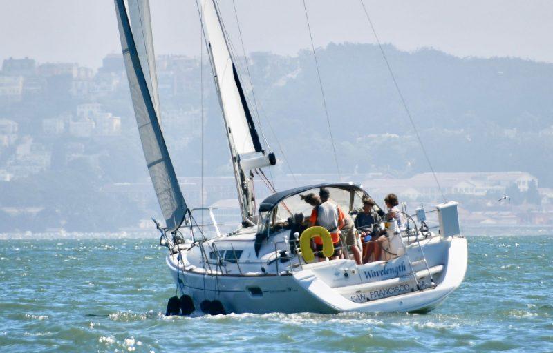 Sailing San Francisco Bay
