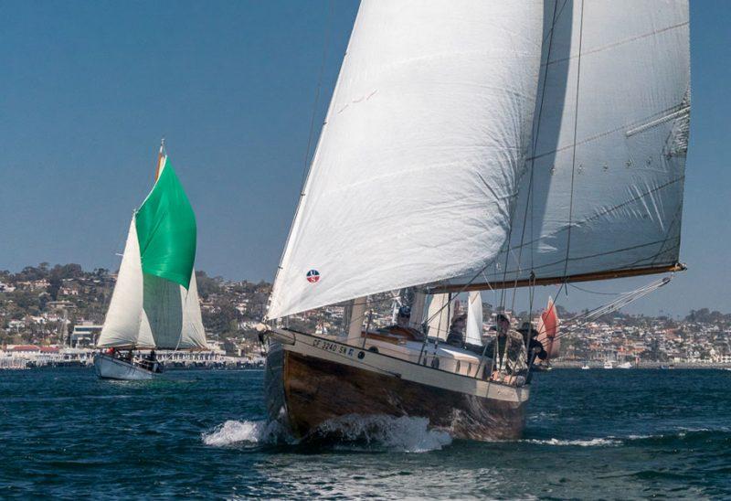 schooners racing