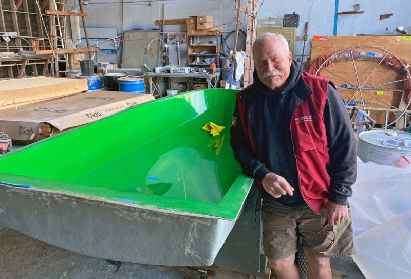 Green hull