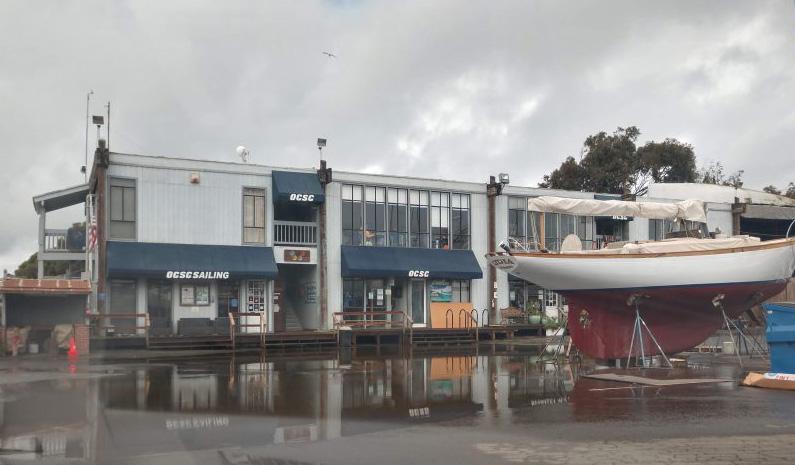 OCSC's building