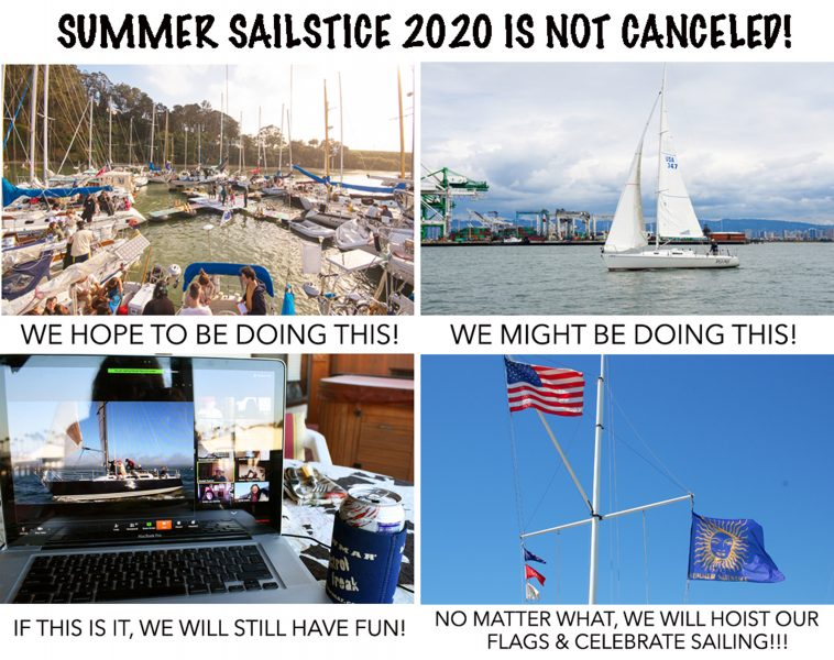 Sailstice 2020 Not Canceled