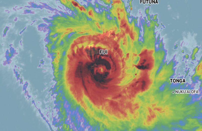 Fiji storm graphic