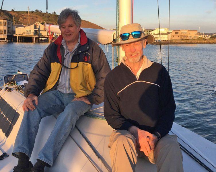 Jim Antrim and Buzz Blackett