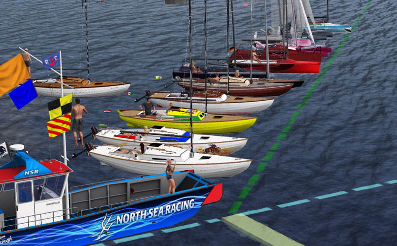 Second Life Regatta