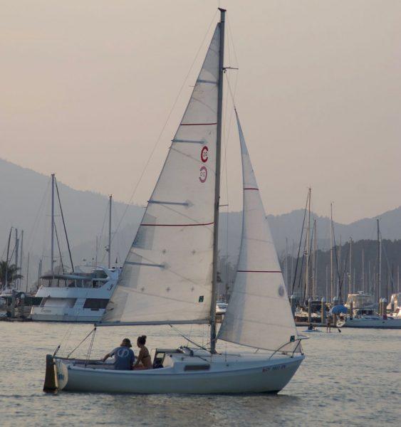 Sailing evenings