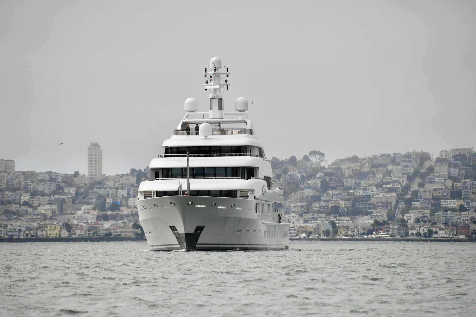 Megayacht Saint Nicholas