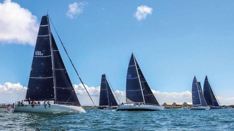 LAYC big boat fleet