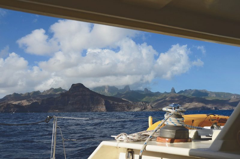 South Pacific Cruising Ua Pou