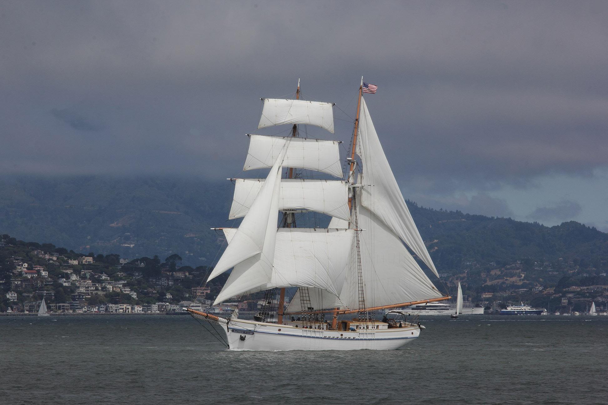 Mathew Turner will join Call of the Sea's fleet.