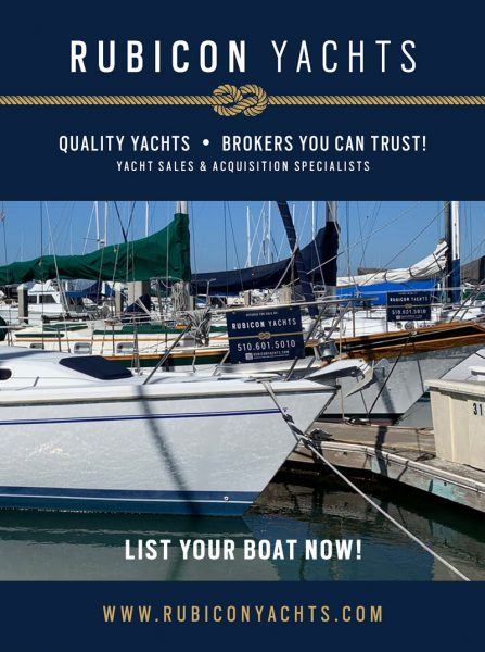 List your boat with Rubicon Yachts