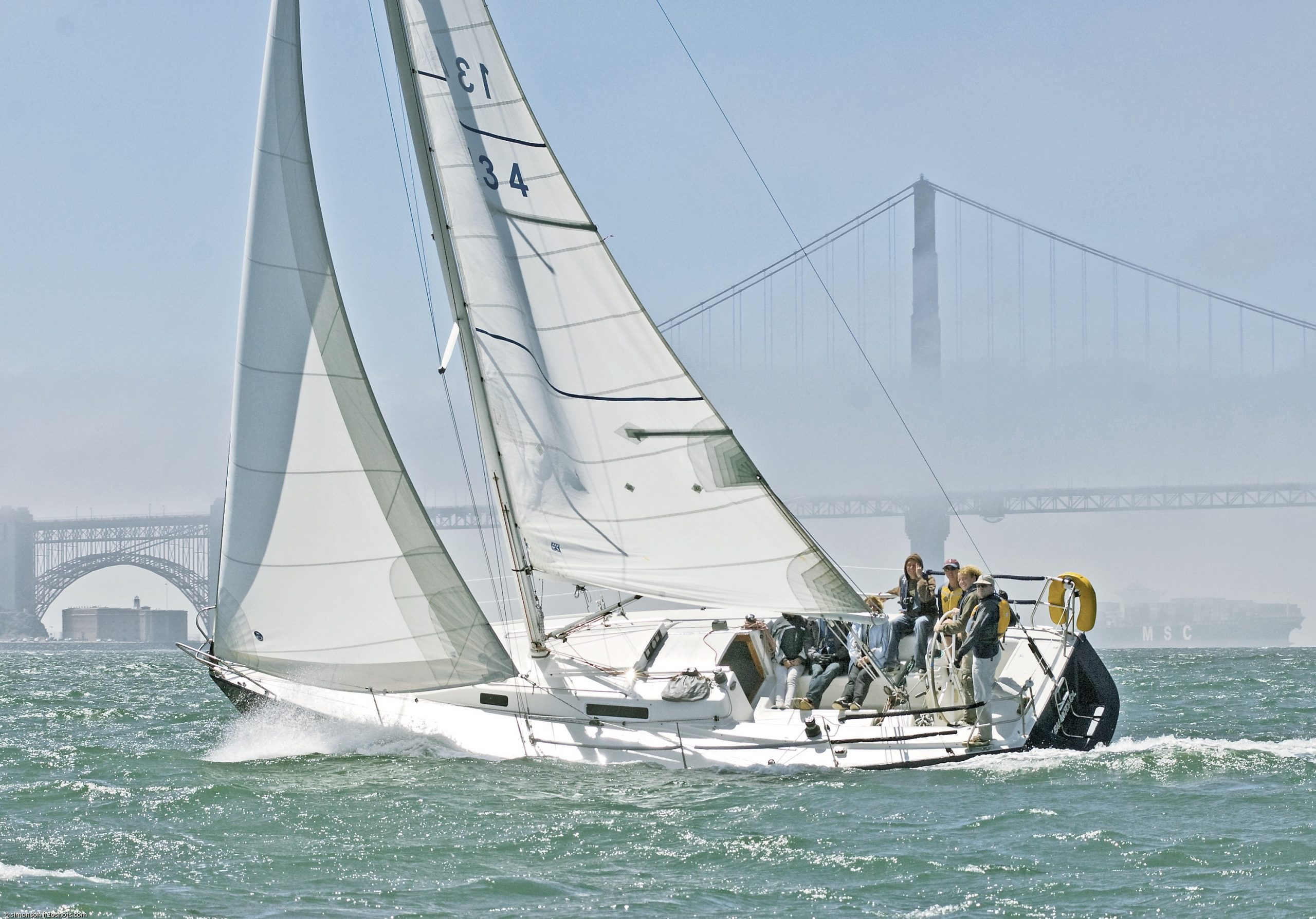 2009 Guide to Bay Sailing