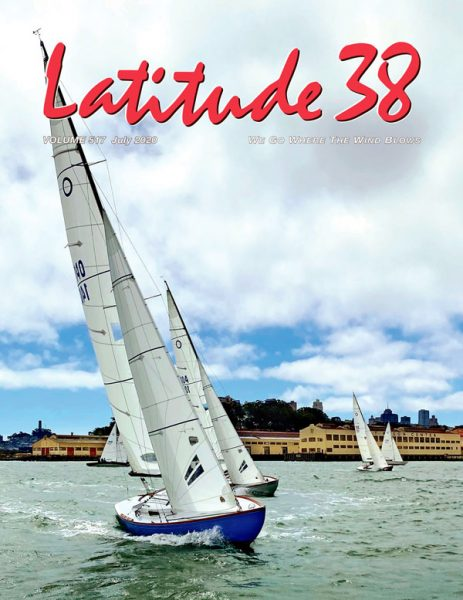 July Latitude 38 cover