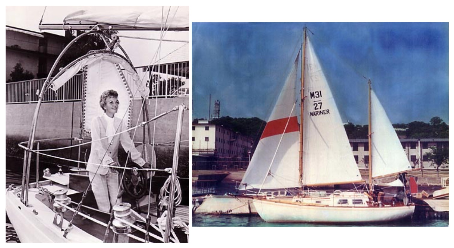 Adams & Sea Sharp ll Historic