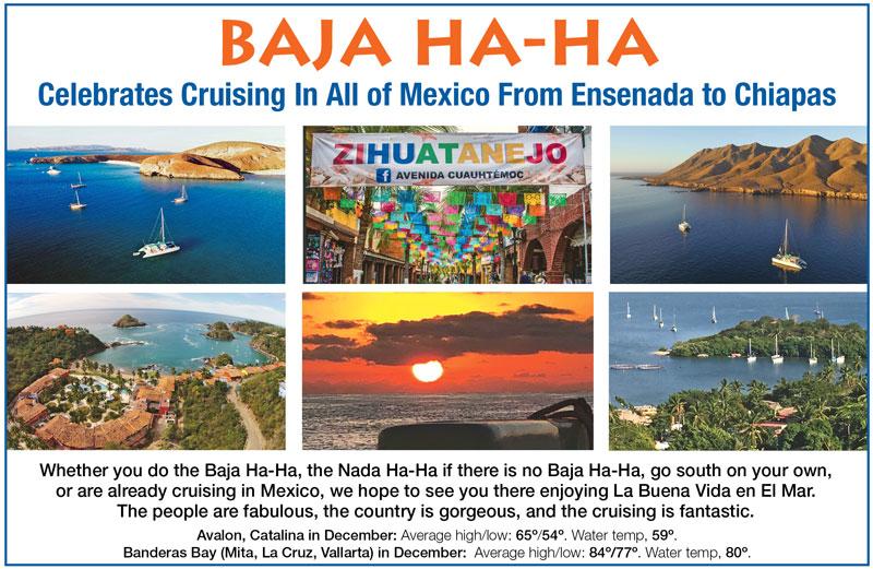 Baja Ha-Ha flyer