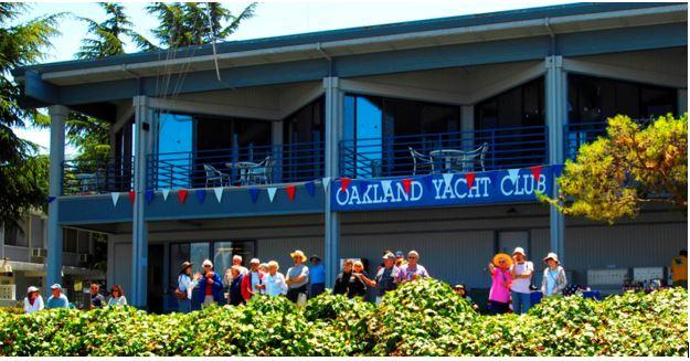 Oakland Yacht Club webinar