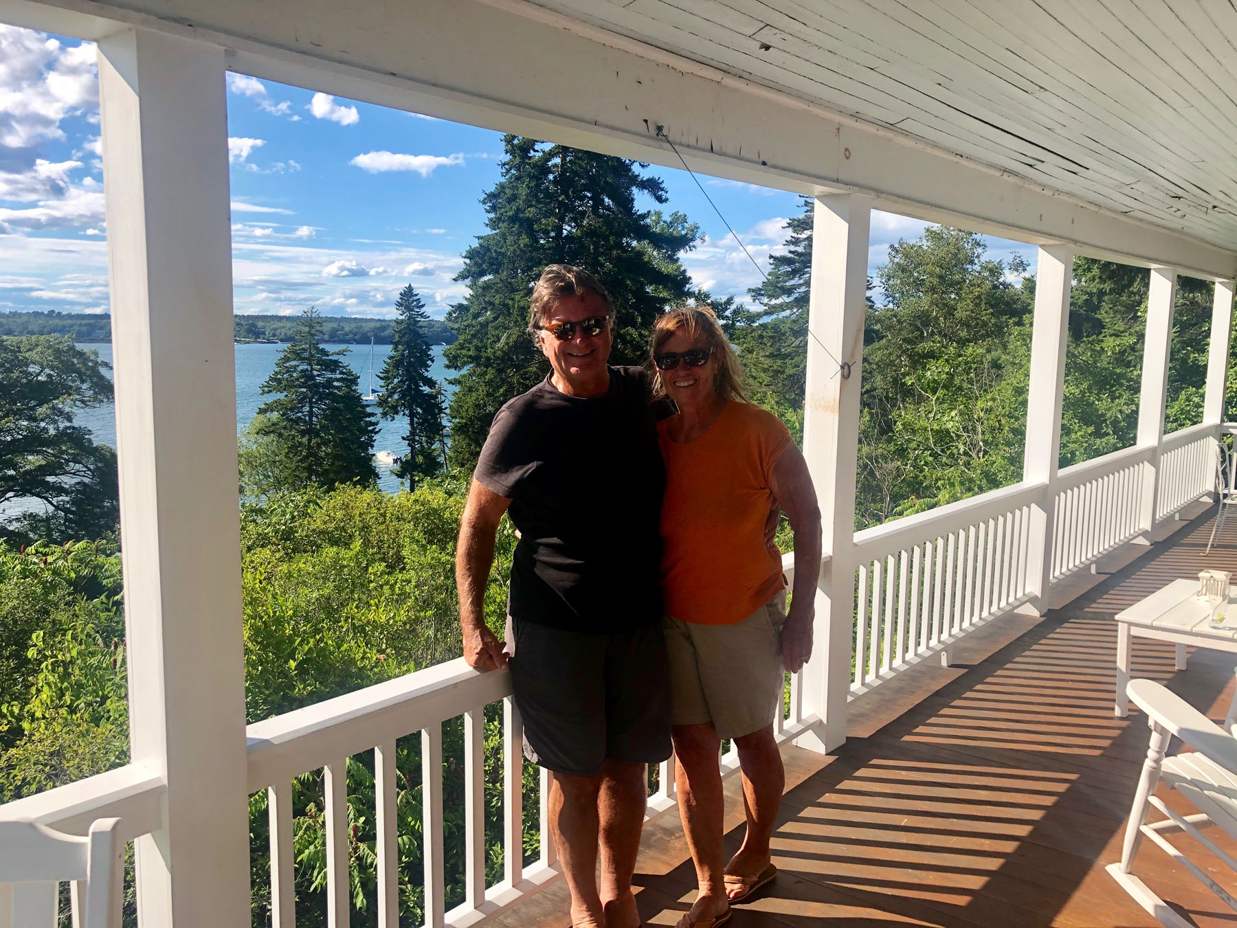 Greg Dorland & Debra Macrorie Escapade, Catana 52