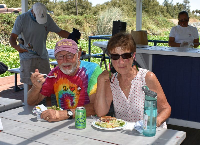 Pat and Carole McIntosh
