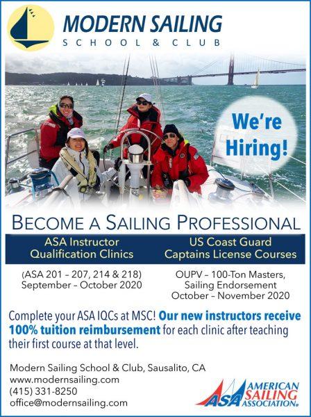 Modern Sailing School & Club