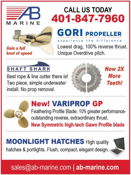 AB Marine: Experts in Speed, Efficiency & Winning