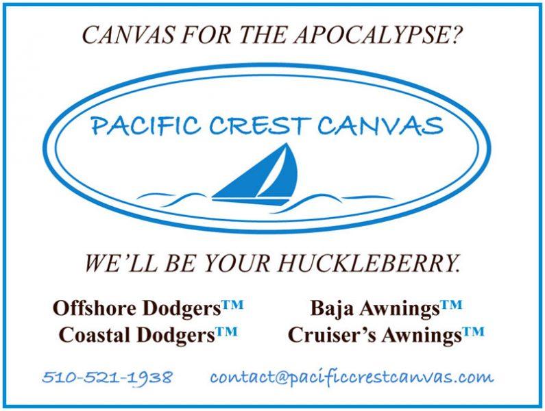 Pacific Crest Canvas logo