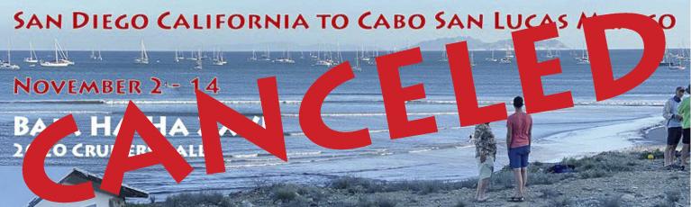 Baja Ha-Ha XXVII Canceled