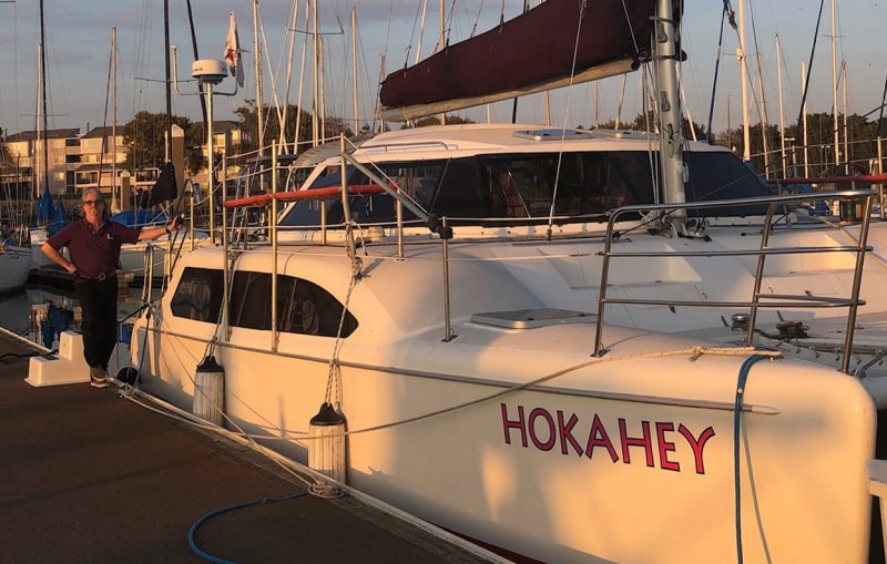 Hokahey in Marina Bay