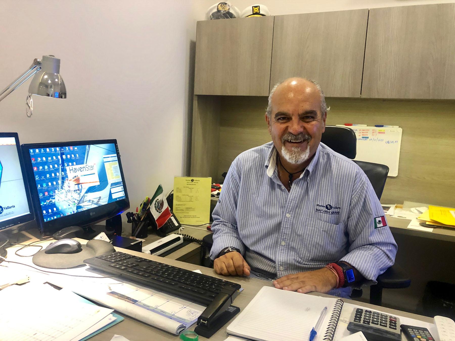 Pablo Fernandez marina Vallarta