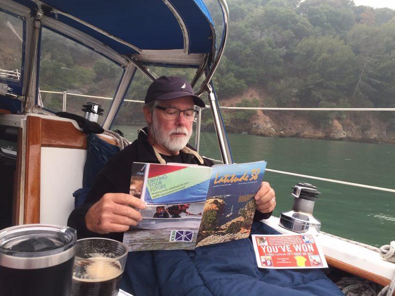 John Abbott reading Latitude