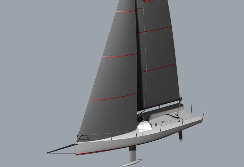 artist rendering of new Moore 33