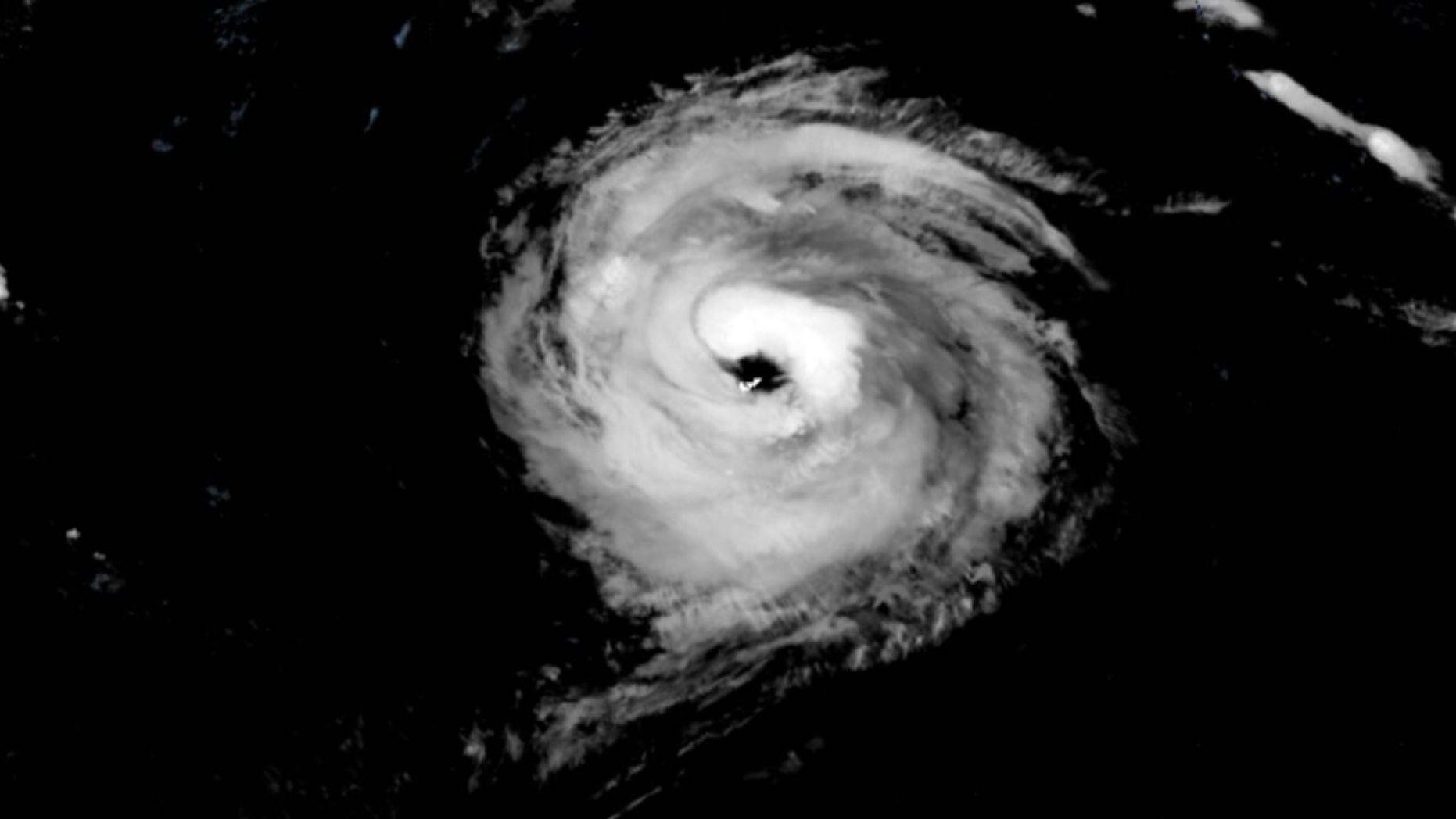 Hurricane Paulette Bermuda