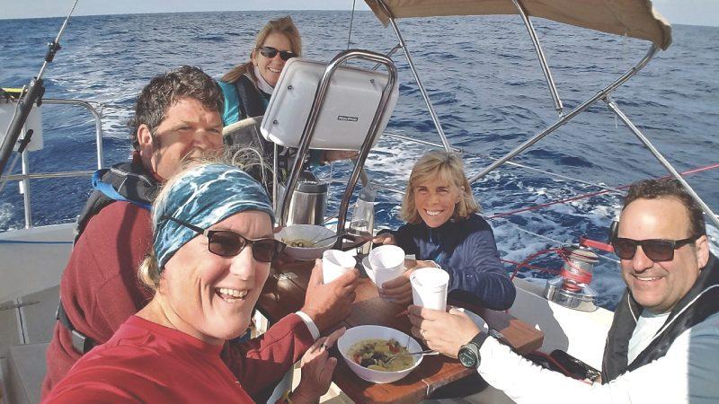 Sailing Seattle to San Francisco