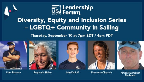 US Sailing Diversity and Inclusion