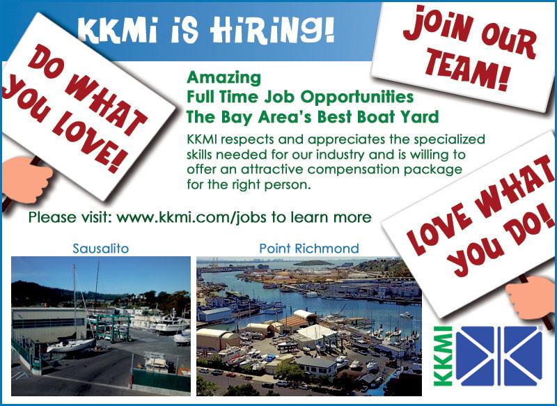 KKMI Is Hiring! banner