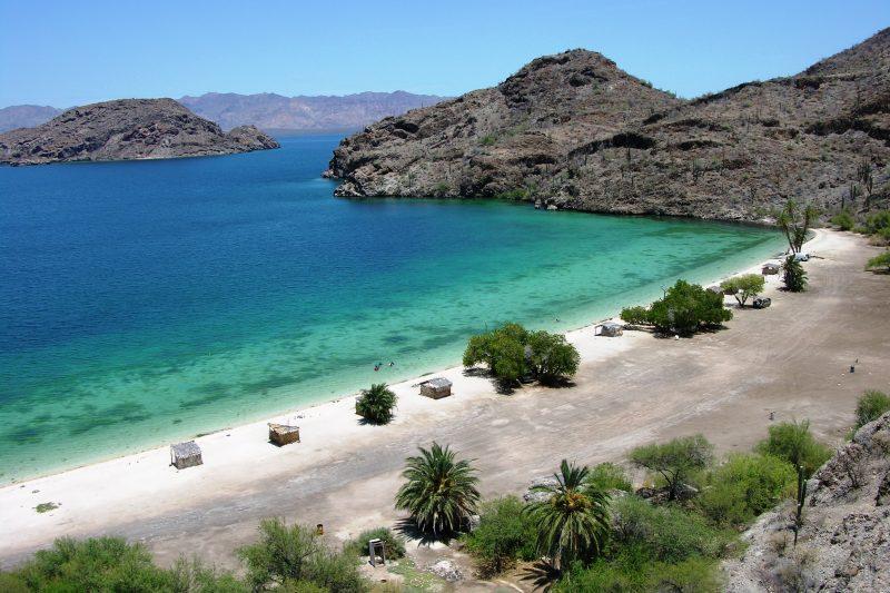 Playa El Coyote, Sea of Cortes