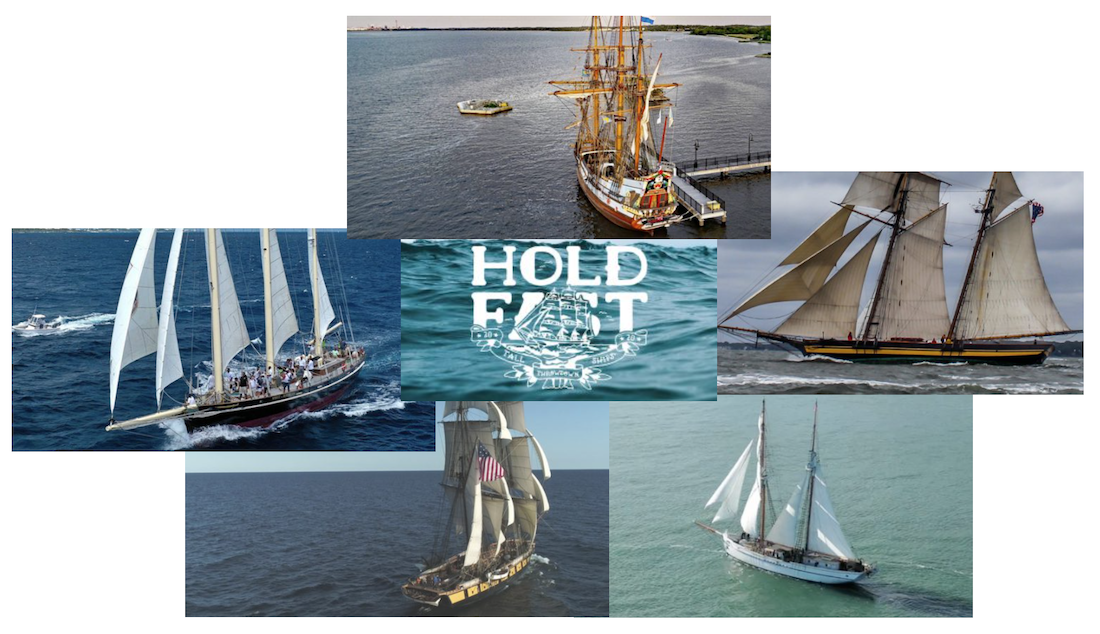 Tall ships compliation