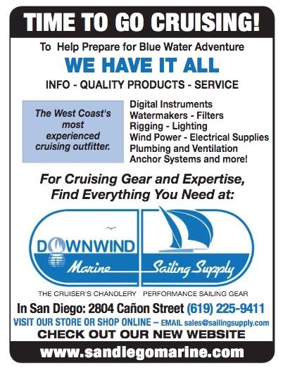 Downwind Marine / Sailing Supply