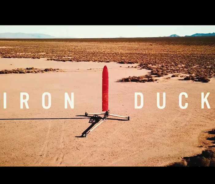Film Iron Duck
