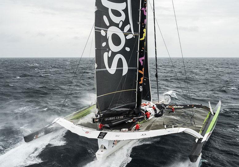 Sodebo sailing