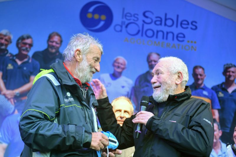 Jean-Luc VDH and Sir Robin