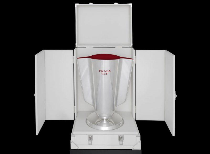 Prada Cup artist's rendering