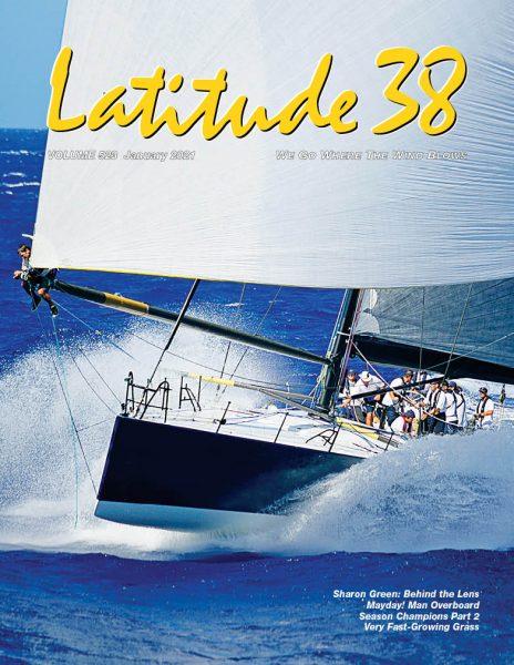 Latitude 38 January Cover