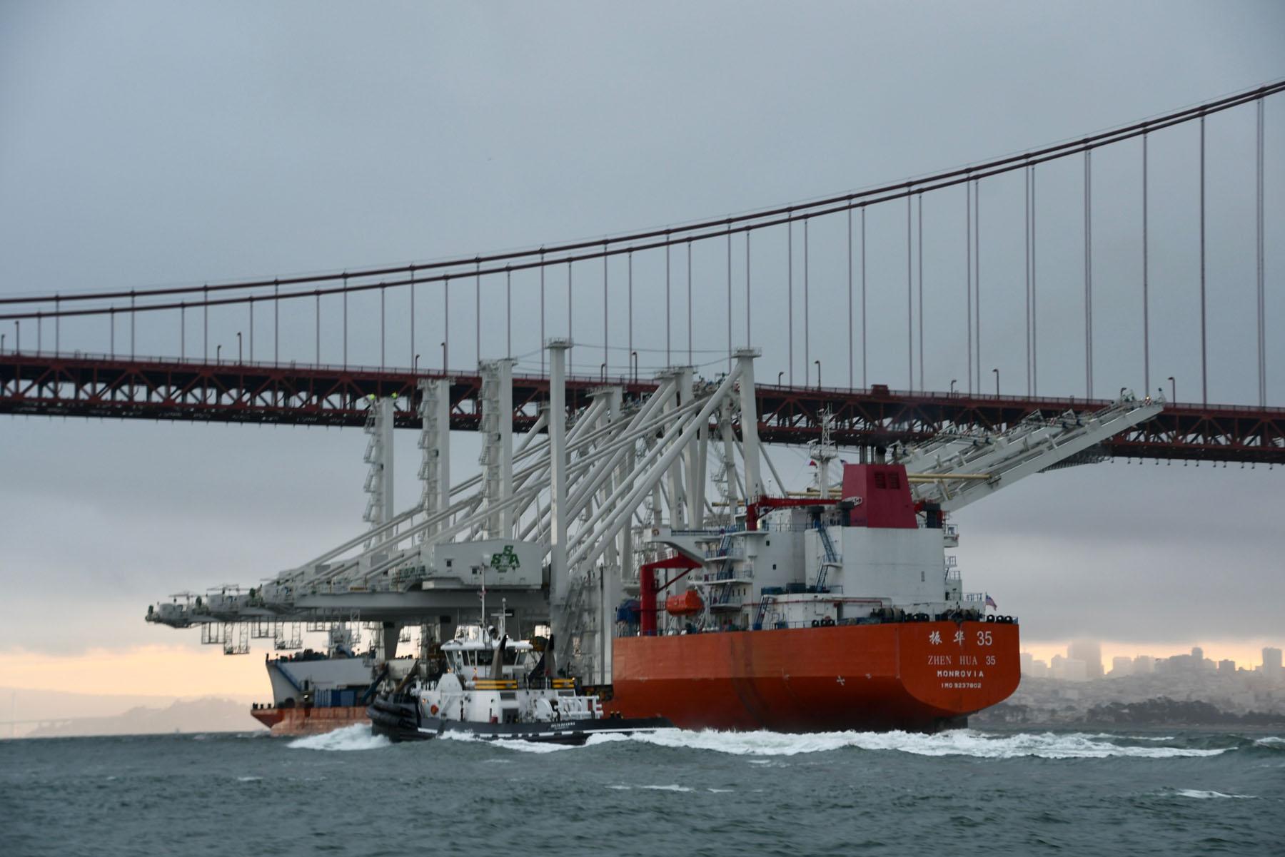 Port of Oakland ZPMC