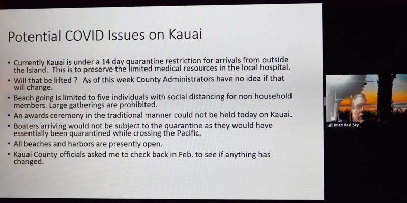 Slide from Brian's presentation