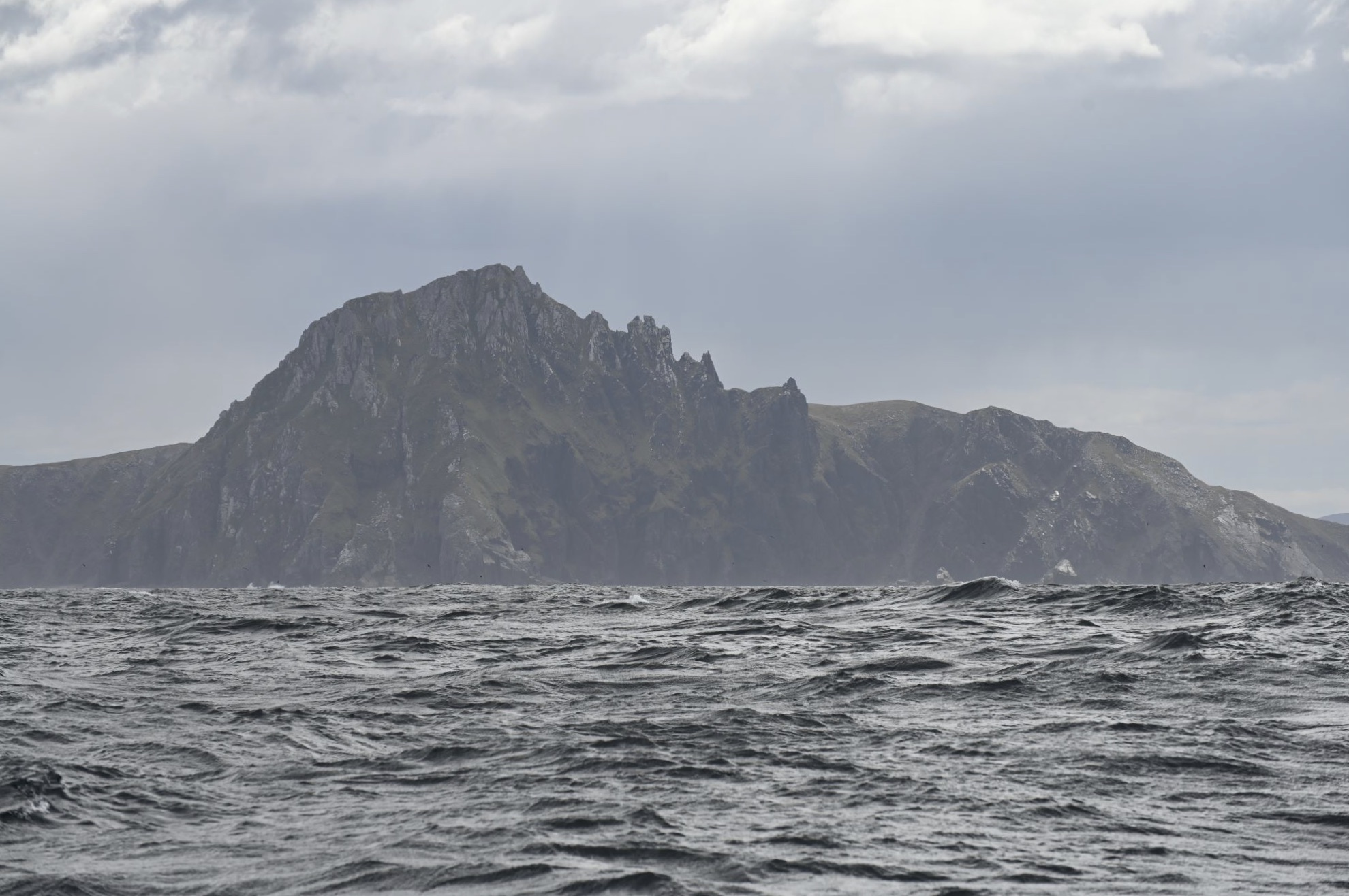 View of Cape Horn from Sparrow