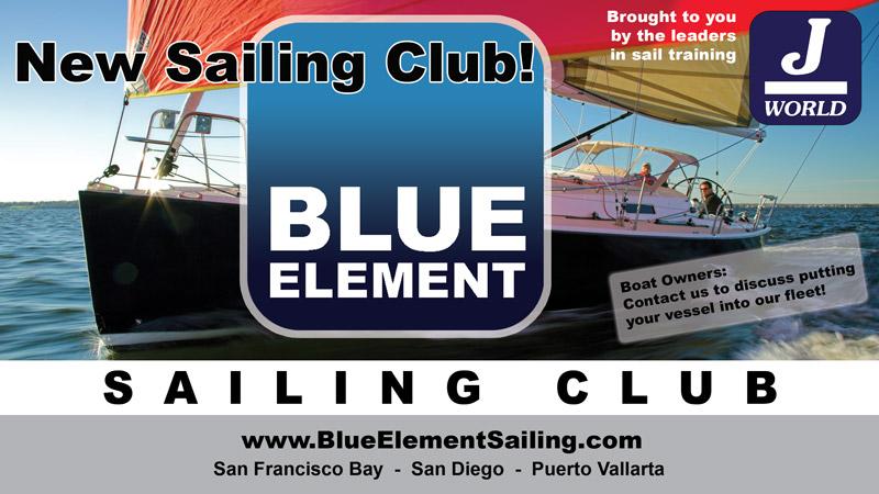 Blue Element Sailing