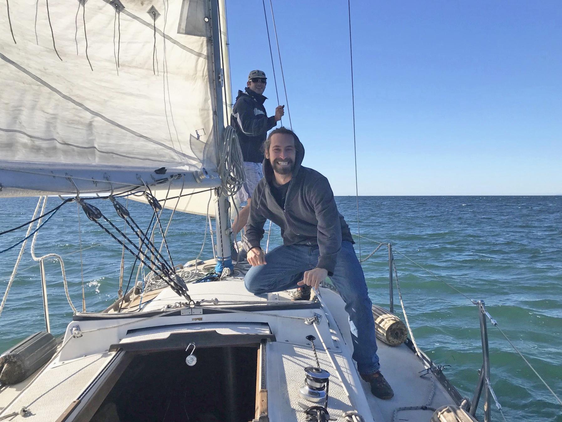 Sail in Light Air